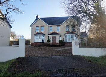 Thumbnail 5 bed detached house for sale in Cynheidre, Llanelli