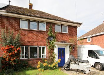 Thumbnail 3 bed semi-detached house to rent in Manor Park Drive, Yateley