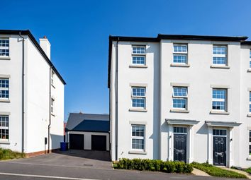 Heyford Park, Camp Road, Upper Heyford, Bicester OX25. 4 bed town house for sale