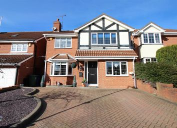 Thumbnail 4 bed detached house for sale in Diamond Close, Chafford Hundred, Grays
