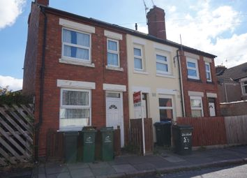 Thumbnail 2 bedroom end terrace house for sale in Silverton Road, Coventry