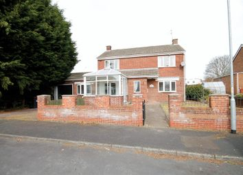 Thumbnail 4 bed detached house for sale in Burnside, Witton Gilbert, Durham