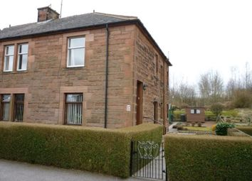 Thumbnail 2 bed flat to rent in Millburn Avenue, Dumfries