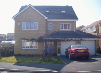 Thumbnail 5 bed detached house for sale in Oakfields, Hunwick, Crook