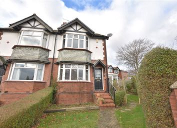 Thumbnail 3 bed semi-detached house to rent in Sandybank Avenue, Rothwell, Leeds, West Yorkshire