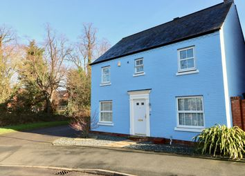 Thumbnail 4 bed detached house for sale in St Peter's Way, Stratford Upon Avon