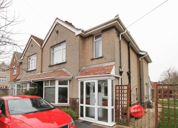 Thumbnail 3 bedroom semi-detached house for sale in Fearnville Estate, Clevedon
