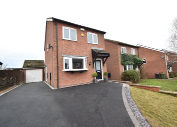 Thumbnail 3 bed detached house for sale in Wharfedale Crescent, Droitwich, Worcestershire