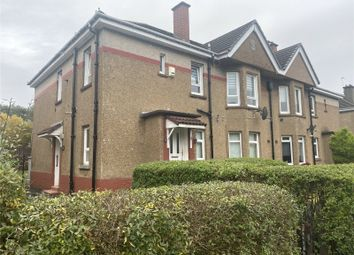 Thumbnail 3 bed flat for sale in Ladykirk Drive, Cardonald