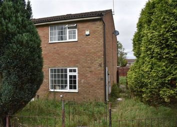 Thumbnail 2 bedroom end terrace house for sale in Dale Close, Swansea