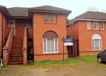 Thumbnail 1 bedroom flat to rent in Lampitts Cross, Eaglestone, Milton Keynes