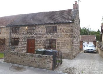 Thumbnail 2 bed cottage to rent in Bell Street, Aston, Sheffield