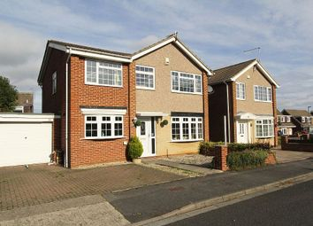 Thumbnail 4 bed detached house for sale in Meath Way, Guisborough, North Yorkshire