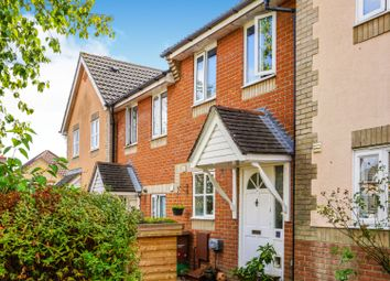 Thumbnail 2 bedroom terraced house for sale in Cardinal Close, Bury St. Edmunds