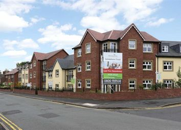 Thumbnail 2 bed flat for sale in Lowestone Court, Kinver, Stourbridge, West Midlands