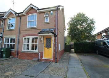 Thumbnail 2 bed terraced house for sale in Mcconnell Close, Aston Fields, Bromsgrove