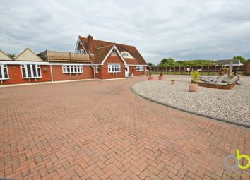 Thumbnail 3 bed detached house for sale in Elm Road, Pitsea, Basildon