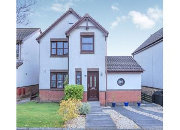 Thumbnail 3 bed detached house for sale in Bankton Drive, Livingston