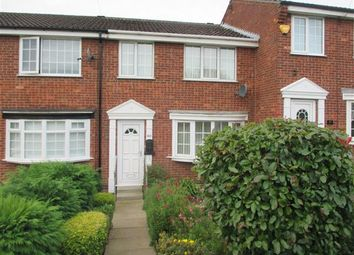 Thumbnail 3 bed town house for sale in Oak Drive, Eastwood, Nottingham