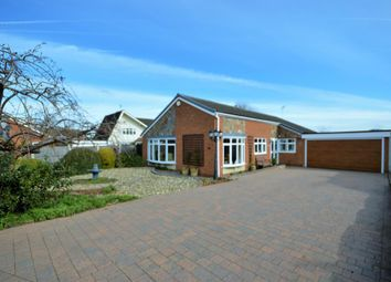 Thumbnail 3 bed bungalow for sale in Laurel Drive, Countesthorpe, Leicester