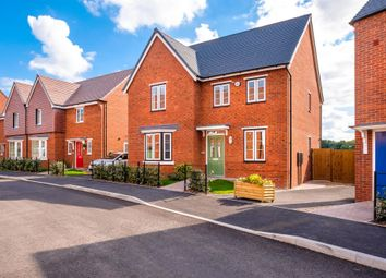 """Thumbnail 4 bedroom detached house for sale in """"Holden"""" at Wedgwood Drive, Barlaston, Stoke-On-Trent"""