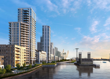 Thumbnail 2 bed flat for sale in The Lighterman, Lower Riverside, Greenwich Peninsula, London