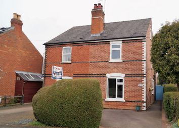 Thumbnail 4 bed semi-detached house for sale in Billbrook Road, Hucclecote, Gloucester
