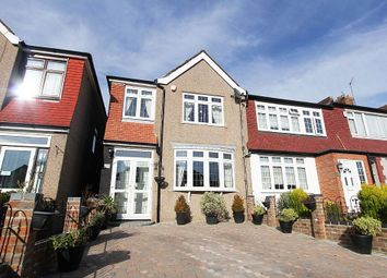 Thumbnail 3 bed end terrace house for sale in Amberley Road, London, London