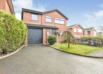 4 bed detached house for sale in Amberwood, Chadderton, Oldham, Greater Manchester OL9