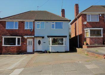 Thumbnail 4 bed semi-detached house for sale in Castleton Road, Birmingham