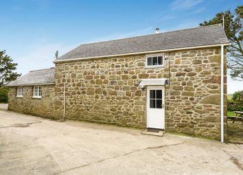 Thumbnail 2 bed barn conversion for sale in Brea Farm, St. Buryan, Penzance, Cornwall