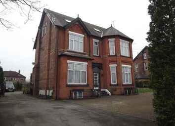 Thumbnail 1 bed flat for sale in Queens Road, Sale, Greater Manchester