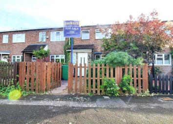 Thumbnail 3 bed terraced house for sale in Caleta Close, Caversham, Reading