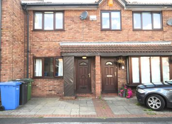 Thumbnail 2 bed terraced house to rent in Tweedsmuir Close, Warrington