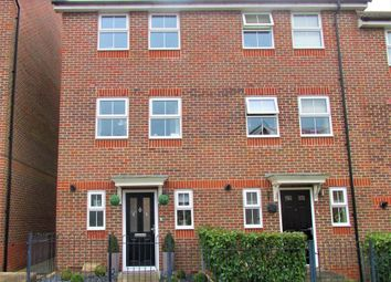 Thumbnail 4 bed end terrace house to rent in White's Way, Hedge End, Southampton