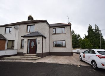 Thumbnail 3 bed semi-detached house to rent in Keenaghan Road, Cookstown
