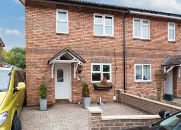 Thumbnail 3 bed semi-detached house for sale in Levings Close, Aylesbury