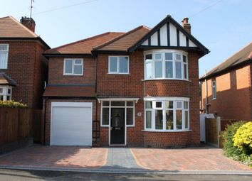 Thumbnail 4 bedroom detached house for sale in Kings Drive, Littleover, Derby