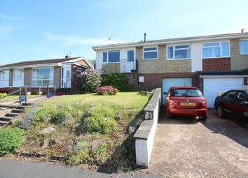 Thumbnail 3 bed bungalow for sale in Anstey Crescent, Tiverton