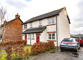 Thumbnail 3 bed semi-detached house for sale in 33 Clifton Hill Gardens, Clifton, Penrith, Cumbria