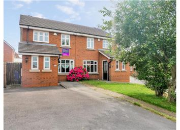 Thumbnail 3 bed semi-detached house for sale in John Rhodes Way, Stoke-On-Trent