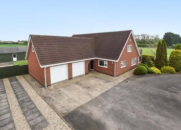 Thumbnail 3 bed detached house for sale in Low Road, Friskney, Boston