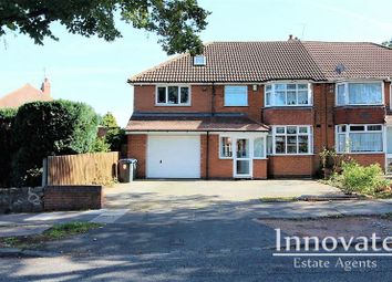Thumbnail 5 bed semi-detached house for sale in Underwood Road, Birmingham