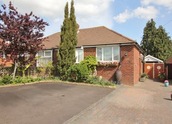 Thumbnail 2 bed semi-detached bungalow for sale in Church Close, Locks Heath, Southampton