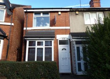 Thumbnail 3 bed terraced house for sale in Harborne Park Road, Birmingham, West Midlands