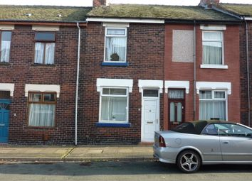 Thumbnail 2 bedroom terraced house to rent in Sefton Street, Hanley, Stoke-On-Trent
