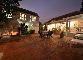 Thumbnail 5 bed villa for sale in Alverton Beach Villa, Fitts Village, St. James, Barbados
