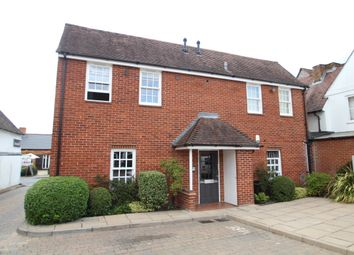 Thumbnail 1 bed flat to rent in High Street, Chobham, Surrey