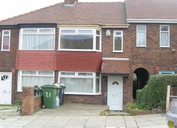 Thumbnail 2 bed terraced house to rent in Challis Street, Birkenhead