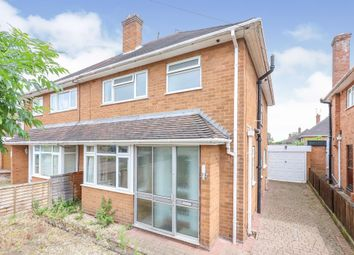 Thumbnail 3 bed semi-detached house for sale in St. Johns Avenue, Kidderminster